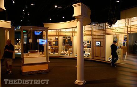 Smithsonian Museum of American History in Washington, DC