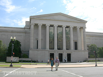 National Gallery of Art in Washington DC