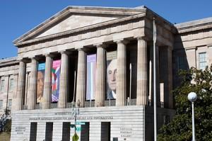 Smithsonian National Portrait Gallery in Washington, DC