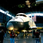 Smithsonian Air and Space Museum Annex - Space Shuttle