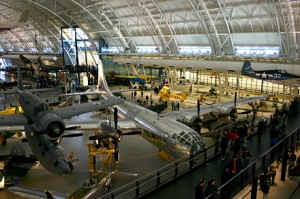 Smithsonian Air and Space Museum Annex