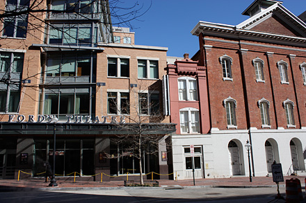 Fords Theater in Washington, DC