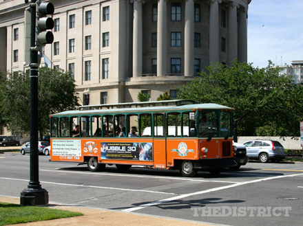 Washington, DC guided tours - Old Town Trolley