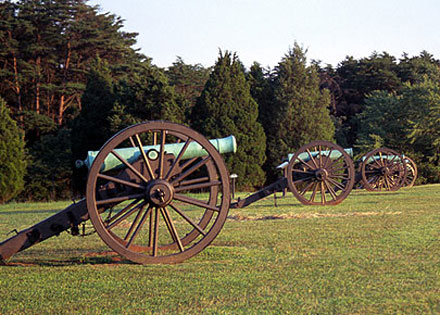 Manassas Civil War battlefield