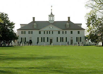 mount vernon gardens and estate -- george washington's home