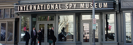 Top 10 Things to See in Washington, D.C. -- The International Spy Museum