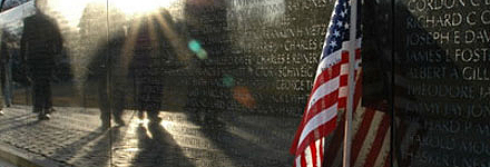 Top 10 Things to See in Washington, D.C. -- The Vietnam Veterans Memorial