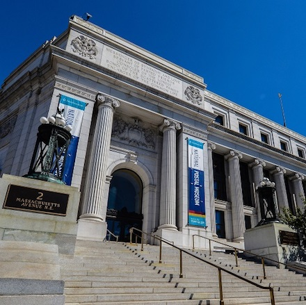 National Postal Museum in Washington DC