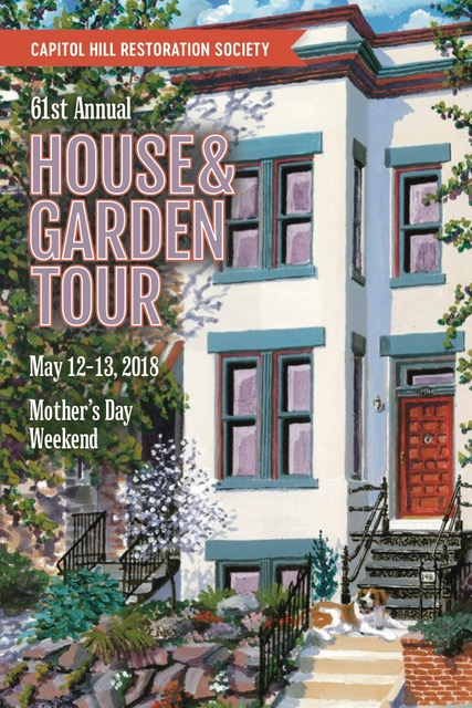 Capitol Hill House and Garden Tour